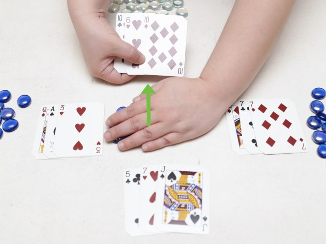 The Three Card Poker Principle: Choosing the Right Starting Hand
