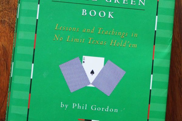 Book Review – Phil Gordon's Little Green Book: Lessons And Teachings In No-Limit Texas Hold'Em