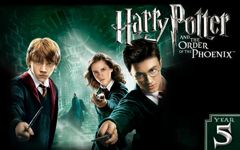 Harry Potter And The Order Of The Phoenix - a Frank Review