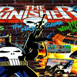 Retro Video Game Reviews: Punisher (NES)