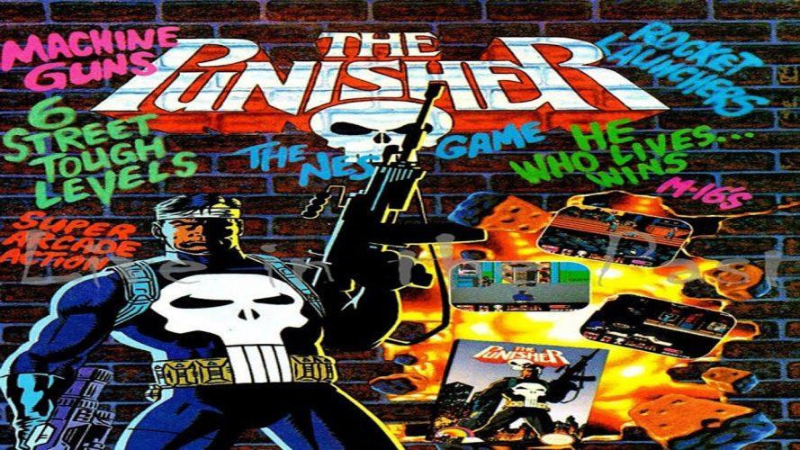 Retro Video Game Reviews: Punisher (NES)