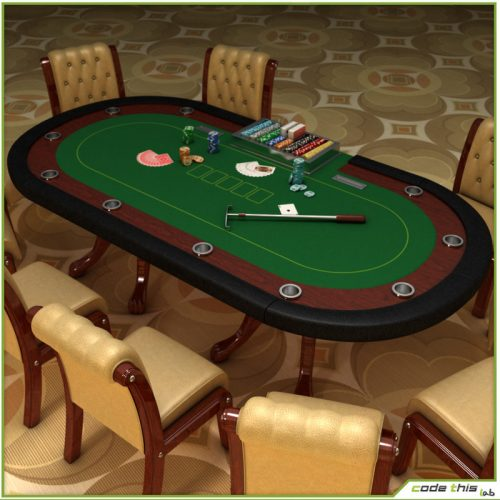 Aces Full - History of Poker, the Greatest Casino Game
