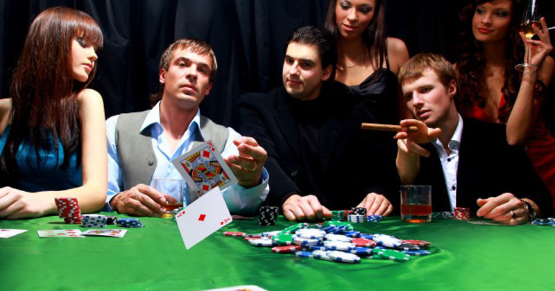 Casino Hold Em Poker High
