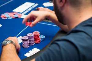 Poker Tournaments Playing On The Bubble
